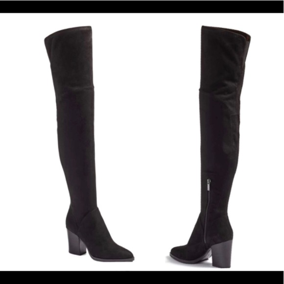 9a585b6a216 Marc Fisher Arrine Over The Knee Boots